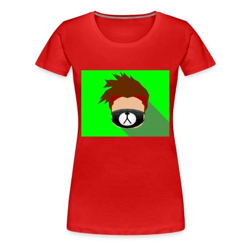 JazzyDexunut shop - Women's Premium T-Shirt