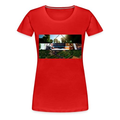 Mein Merch - Frauen Premium T-Shirt
