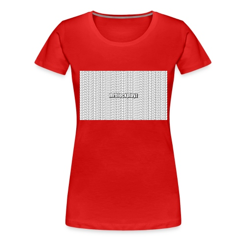 Mrblockplayz - Women's Premium T-Shirt