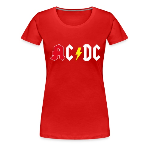Altherren-Rocker - Frauen Premium T-Shirt