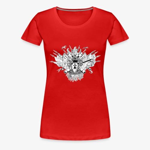 Sanglier Breton - T-shirt Premium Femme