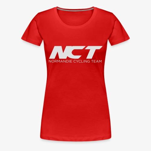 Logo NCT 2017 - T-shirt Premium Femme