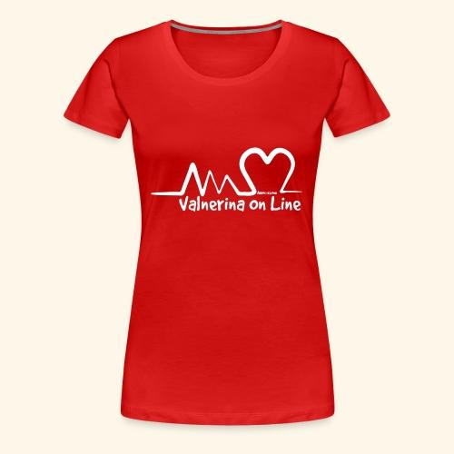 Valnerina On line APS maglie, felpe e accessori - Maglietta Premium da donna