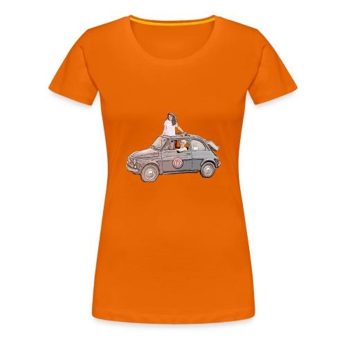 Ma Titine 500 - T-shirt Premium Femme