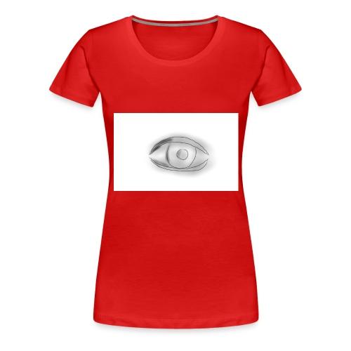 The wandering eye - Women's Premium T-Shirt