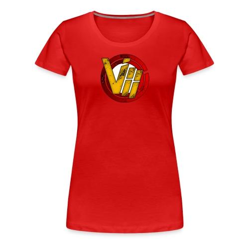 GenesisVII 'Flash' Logo - Women's Premium T-Shirt