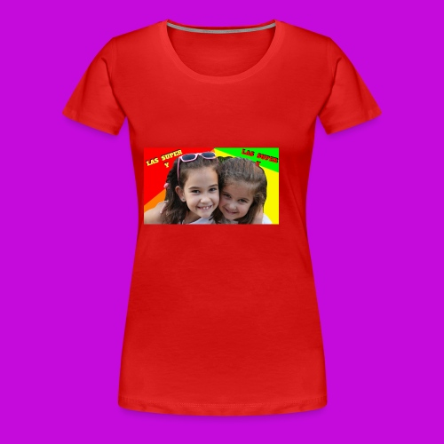 LAS SUPER Y - Women's Premium T-Shirt