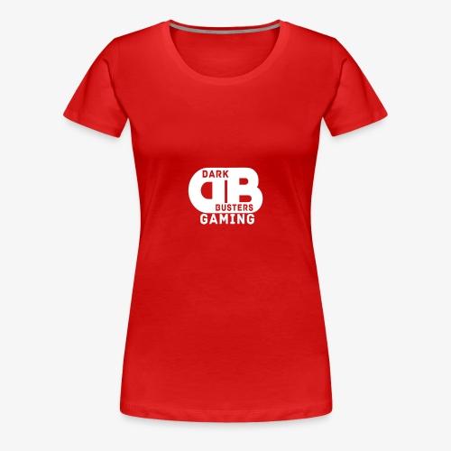 Dark Busters Gaming Hell - Frauen Premium T-Shirt