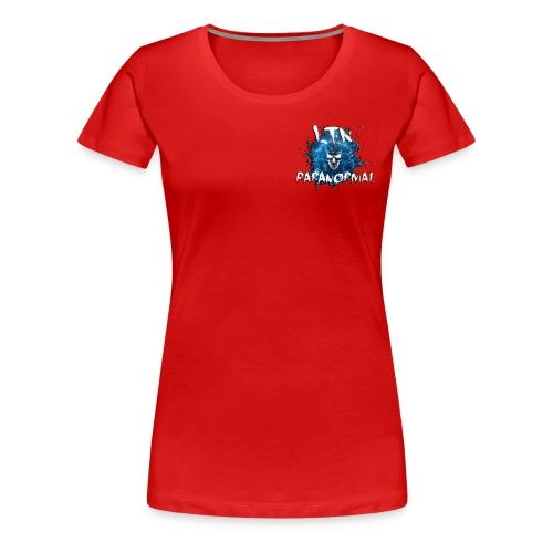 LTN Paranormal - T-shirt Premium Femme