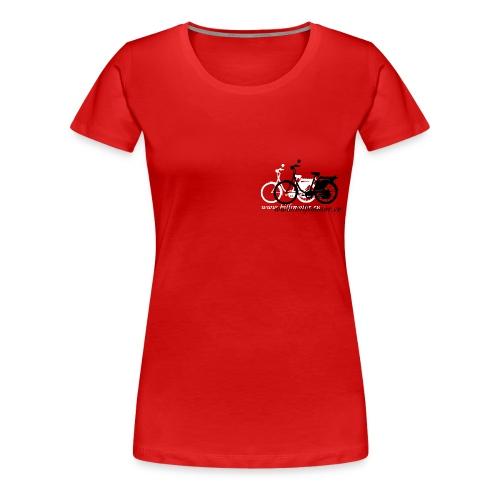 Projekt5.png - Frauen Premium T-Shirt