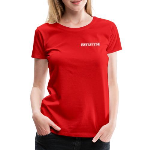 Instructo - T-shirt Premium Femme