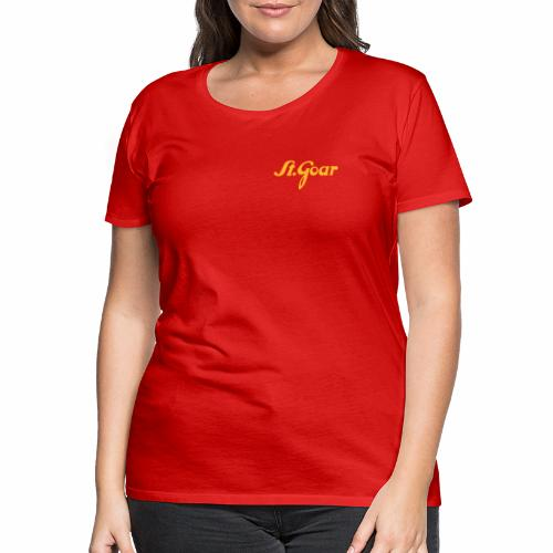 St. Goar - Frauen Premium T-Shirt