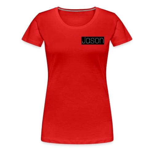 Logo Jason - Frauen Premium T-Shirt
