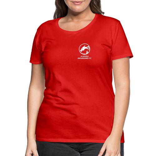 Mother of a dragon - Premium-T-shirt dam