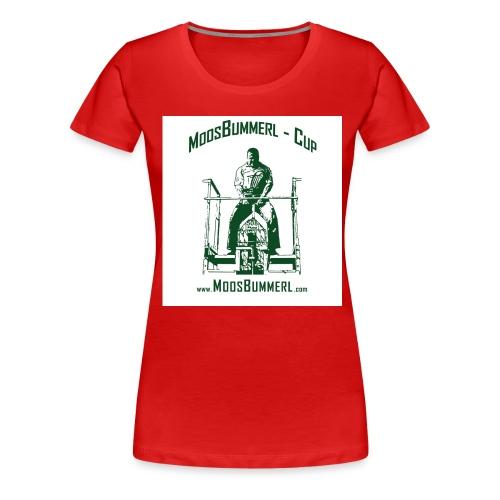 shirt gruen - Frauen Premium T-Shirt