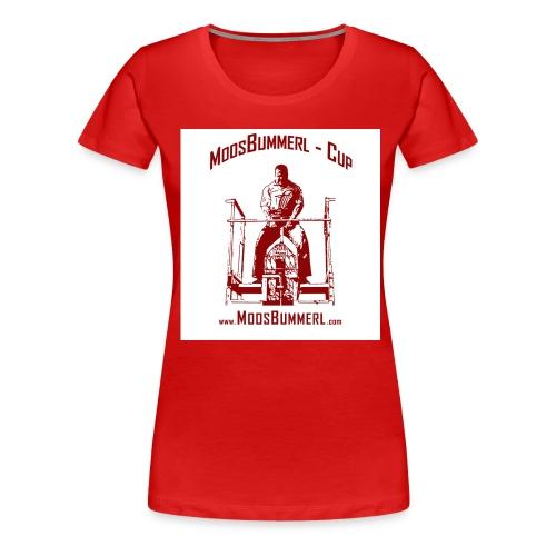 shirt rot - Frauen Premium T-Shirt