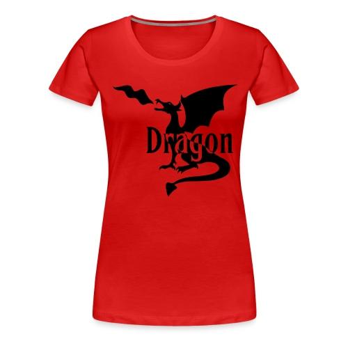 Dragon - Vrouwen Premium T-shirt