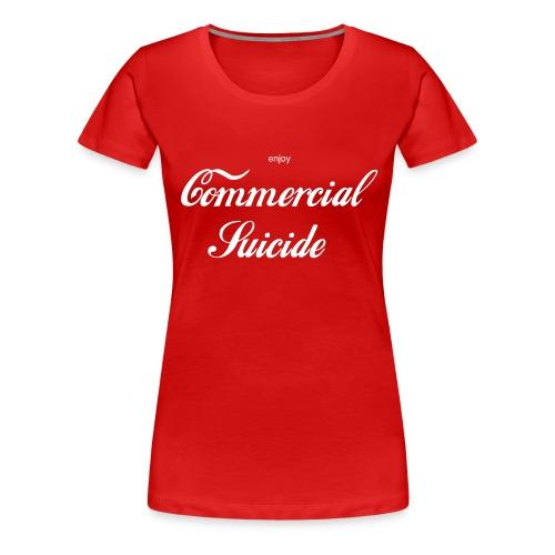 enjoy - Frauen Premium T-Shirt