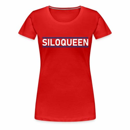 SiloQueen - Frauen Premium T-Shirt
