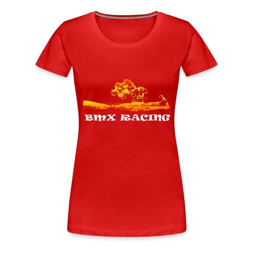 bmx - T-shirt Premium Femme