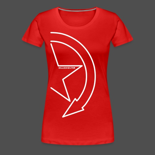 Brand Logo 1/2 we - Women's Premium T-Shirt