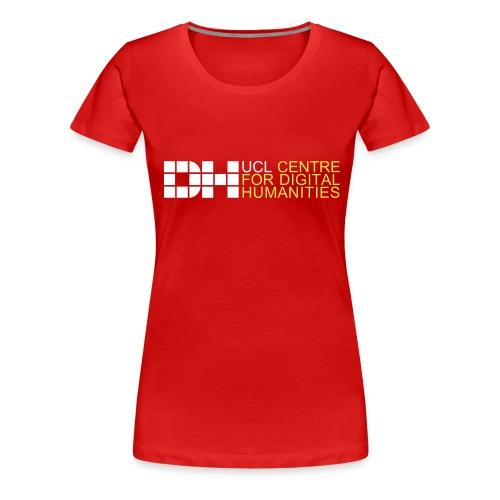 DH UCL captioned regular - Women's Premium T-Shirt
