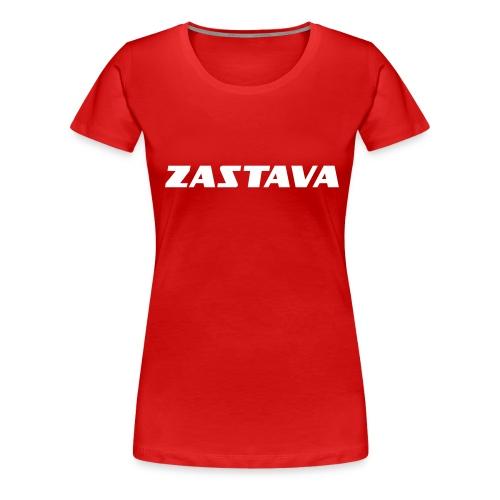 zastava - T-shirt Premium Femme