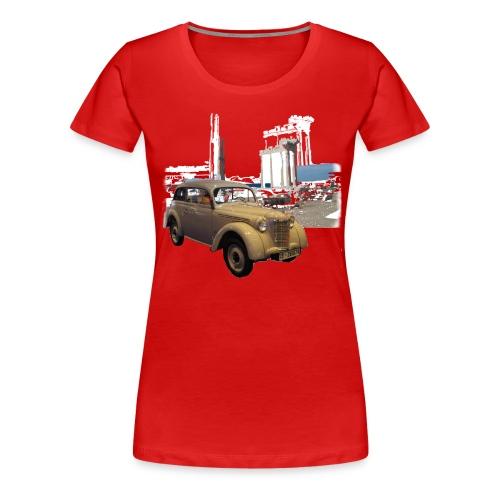 oldie - Frauen Premium T-Shirt