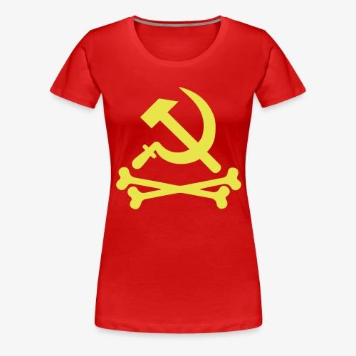 Hammer, Sejl & Knogler - Dame premium T-shirt