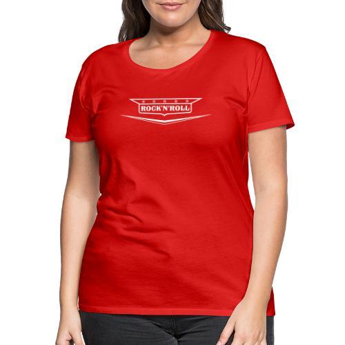 Rock'n'Roll-Shirt - Frauen Premium T-Shirt