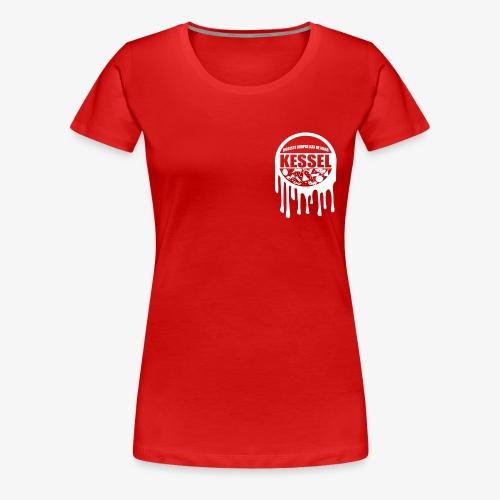 Kessel Logo - Vrouwen Premium T-shirt
