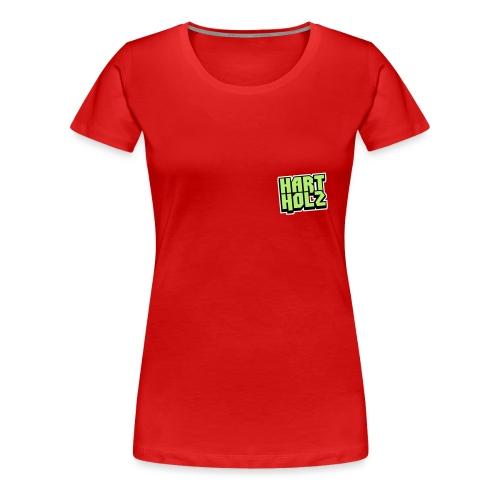 HARTHOLZ Logo - Frauen Premium T-Shirt