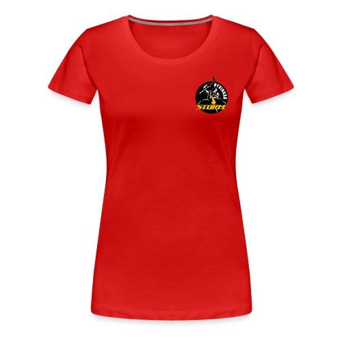 Hyvinkää Storm - Naisten premium t-paita