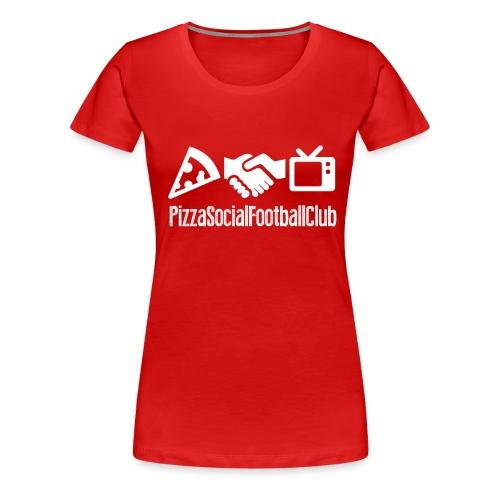 PSFCmax png - T-shirt Premium Femme