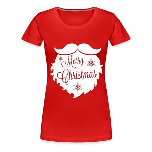 merry_christmas_2 - T-shirt Premium Femme