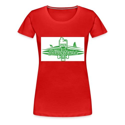 sauveteurvigie - T-shirt Premium Femme
