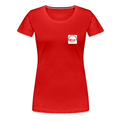 macaron6 - T-shirt Premium Femme