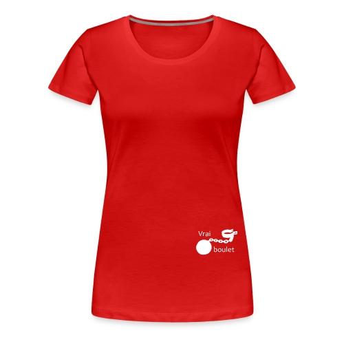 Bavarde - T-shirt Premium Femme