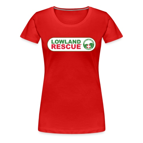 HANTSAR lozenge - Women's Premium T-Shirt