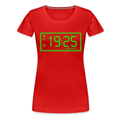 Sveglia 1925 - Maglietta Premium da donna