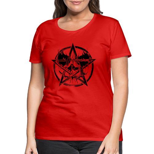 Pentacle - T-shirt Premium Femme