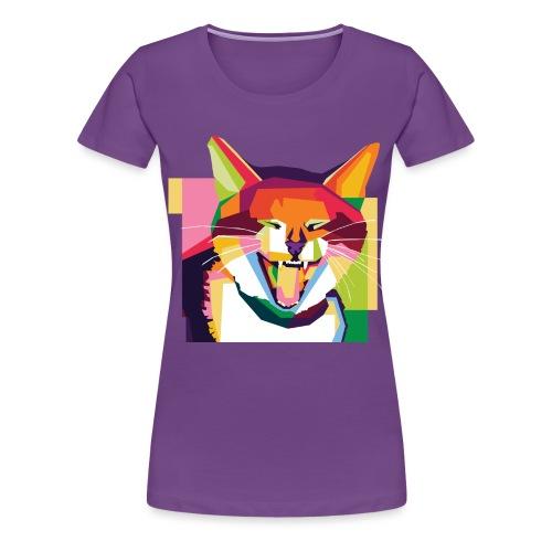 p3tshirt - Frauen Premium T-Shirt