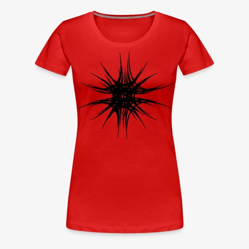 pinchos roseton - Camiseta premium mujer