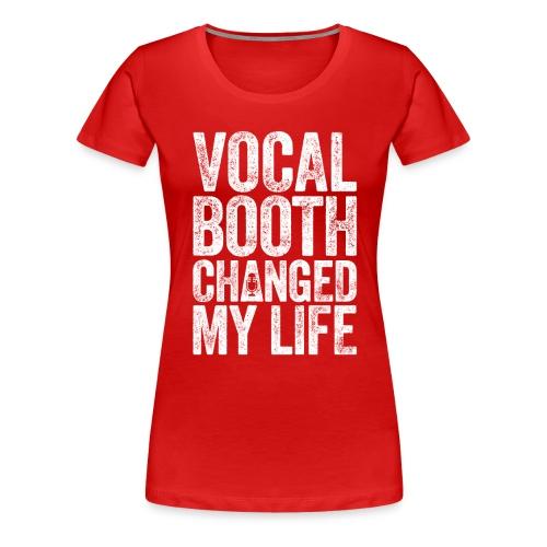 VBCML_white - Women's Premium T-Shirt