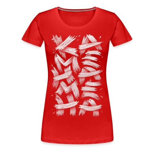 KAMEHAMEHA - Women's Premium T-Shirt