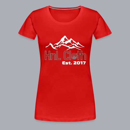 HandL Denim mountain N°2 - T-shirt Premium Femme