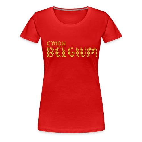 Cmon Dots - Vrouwen Premium T-shirt
