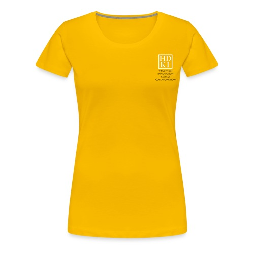 HDKI TIRC - Women's Premium T-Shirt
