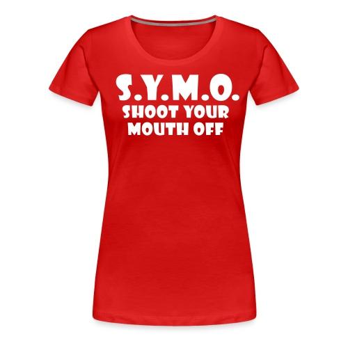 SYMO TALL - Women's Premium T-Shirt