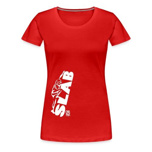 grimpeuseslab20123 - T-shirt Premium Femme